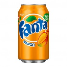 Fanta Mango Can