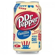 Dr Pepper Vanilla Float Soda