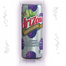 Arizona Sparkling Raspberry